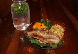 Local Farm Raised Pork Rib Chops – Sage Mountain Farm